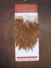 Fly Tying Whiting Farms Hen Saddle Brown #I