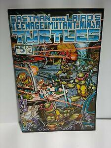 Eastman And Laird's Teenage Mutant Ninja Turtles #5 (1985 Mirage)
