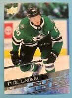 2020-21 Upper Deck Series 1 Ty Dellandrea Young Guns French #213 Dallas Stars RC