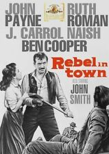 Rebel in Town DVD John Payne, J. Carrol Naish, John Smith FREE SHIPPING