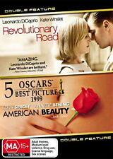 Revolutionary Road / American Beauty - Drama - Di Caprio, Kevin Spacey - NEW DVD