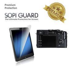 SopiGuard Premium Tempered Glass Screen Protector Fuji X-Pro1 XPRO1