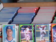 1991-1992 Fleer Ultra Baseball pick 40 cards finnish your set