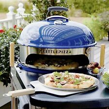 Pizza Oven Outdoor Wood Fired Burning Bread Portable Cooking Forni Grill Patio