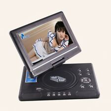 HD 9.8 inch portable DVD player With wired and wireless analog TV signals Player