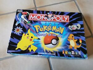 Monopoly - Pokémon Sammler Ausgabe