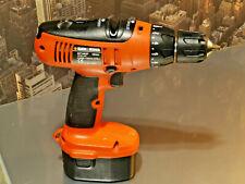 Black and Decker KC1462f 14.4v Cordless Drill