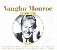 VAUGHN MONROE  * 62 Greatest Hits  *  NEW 3-CD Boxset * All Original Recordings
