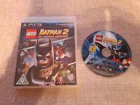 LEGO BATMAN 2 DC SUPER HEROES PS3 PLAYSTATION 3 PREOWNED