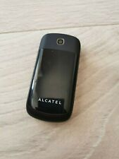 ALCATEL One Touch OT-668- Black (Unlocked) (Good condition)