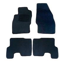 Auto Fußmatten Autoteppich Textil Matten für Opel Corsa D 2007+ Massgeschnitten