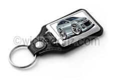 WickedKarz Cartoon Car Vauxhall Astra MK5 VXR/SRi in Silver Key Ring