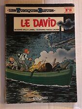 BD Les Tuniques Bleues Le David Dupuis Lambil Cauvin EO 1982