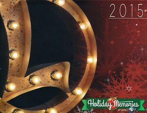 Lionel 2015 Holiday Memories Catalog & American Flyer 2015 S-Gauge Catalog