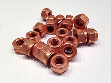 für Turbolader Krümmer 8 Stück Kupfermutter M8 SW13    (S1)