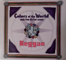 Reggae: Colors of the World by Various Artists (CD 1999, Allegro) CD MINT 9.5/10