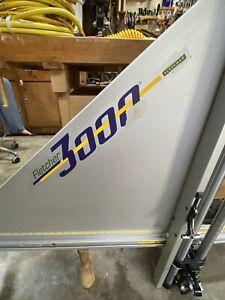fletcher 3000 Mat Glass Cutter Frame Shop