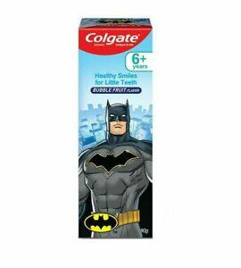 Colgate Kids Anticavity Batman Toothpaste | 80g | Free Shipping