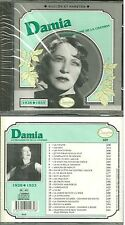 RARE / CD - DAMIA : LA TRAGEDIENNE DE LA CHANSON / 1928 à 1933 ( NEUF EMBALLE )