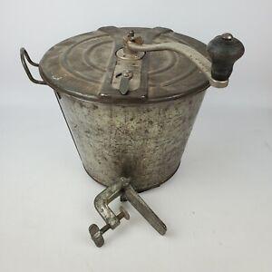 Antique 1904 No. 4 Universal Bread Maker Dough Mixer Landers Frary & Clark