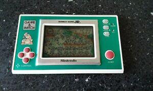 Nintendo Game & Watch - Donkey Kong Jr. and Zelda multi-screen, lot of 2.