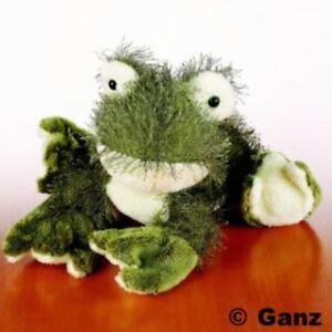 "Webkinz Frog HM001 8.5"" NWT"