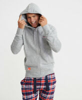 Superdry Mens Laundry Sweat Zip Hoodie