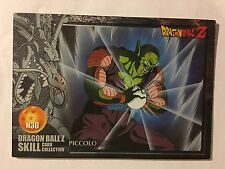 Dragon Ball Z Skill Card Collection N30