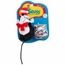 Dr Seuss Gato en el Sombrero Ratones Catnip Juguete para Authentic. In The USA
