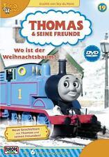 19 Wo ist der Weihnachtsbaum - Thomas & seine Freunde (2008) - DVD - NEU&OVP