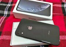 USED Apple iPhone XR 128GB Black - Factory Unlocked