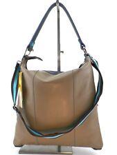 Gabs SOFIA I16 BIC blu+ambra blau-amber Shopper Umhänge Tasche 2 in 1 Größe M