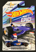 2011 Hot Wheels Indy 500 OVAL COURSE RACE CAR