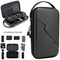 Portable EVA Storage Bag Case Cover Pouch Waterproof for GoPro Hero 8 Camera HYA