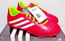 Adidas Men's Predator Absolado LZ TRX FG Soccer Cleats Shoes Berry/White/Green