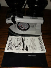 New listing Remington Steam Spray Dry Fold Up Travel Iron Dual Voltage ~ Model Ti-15