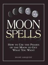 MOON SPELLS - AHLQUIST, DIANE - NEW PAPERBACK BOOK