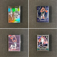 2019-20 GIANNIS ANTETOKOUNMPO Chronicles 'Bronze' Mixed NBA Cards (4 Card Lot)