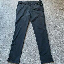 Lululemon Men's ABC Commission Style Charcoal Pants Size 34 (fits like 36x36)