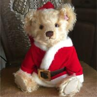 Steiff Teddy Bear Purchased 13 years ago Christmas limited edition with mu164/TM