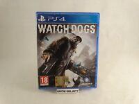 WATCH DOGS 1 SONY PS4 PLAYSTATION 4 PAL EU EUR ITA ITALIANO NUOVO SIGILLATO