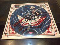 "Grateful Dead 7"" Singles Collection Vol 4 Dupree's Diamond Blues, Cosmic Charlie"