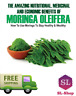 Moringa powder Organic Oleifera Leaf - healthy life and energy life-1Kg