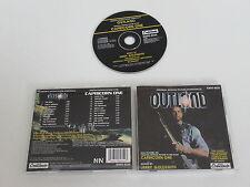 OUTLAND/CAPRICORN ONE/JERRY GOLDSMITH(GNP/CRESCENDO GNPD 8035) CD ALBUM