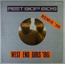 """12"""" Maxi - Pet Shop Boys - West End Girls '86 - k5987 - zyx records"""