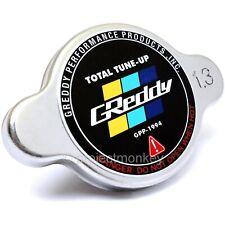 Greddy 13911004 High Pressure Radiator Cap Type S Polished Finish Genuine Part