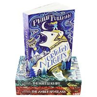 His Dark Materials Trilogy 3 Books Young Adult Set Paperback By Philip Pullman