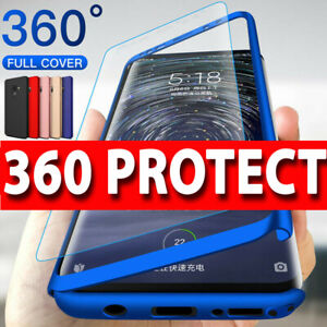 Phone Case For Samsung S21 S20 FE Ultra Plus A12 A21s FULL 360 Shockproof Cover