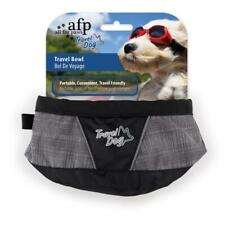 All For Paws Travel Dog TRAVEL BOWL Puppy Holiday Adventure Walk Hike Food Water