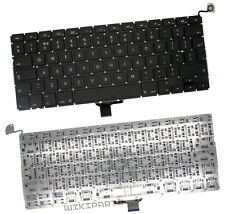 New Genuine Apple Macbook Pro MB991LL/A Black UK Layout Laptop Keyboard
